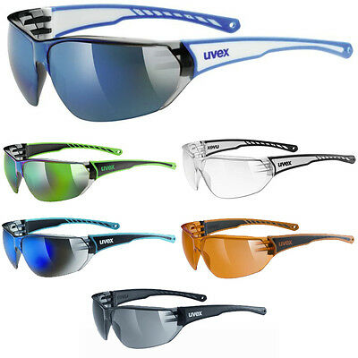 Uvex Sportstyle 204 Mirror | Cycling Sun Glasses Sunglasses | All Colours