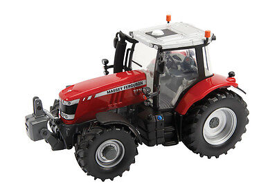 Tomy 43107A1 Britains Massey Ferguson 7618 Tractor 3 + Brand New In Box