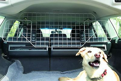 Car Dog Pet Guard Barrier Safety Mesh Headrest Protector UNIVERSAL EASY FIT