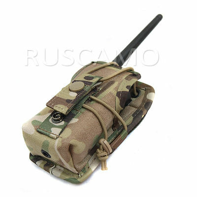 Universal Pouch for radio  MOLLE / PALS Multicam