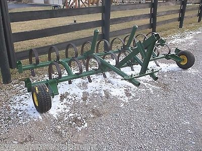 Used 10 Ft 17  Field Cultivator,Ripper,Renovator WE CAN SHIP FAST and CHEAP