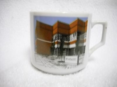 Wells Fargo Bank Building Construction Mug 1986 Pinnix General Contractors
