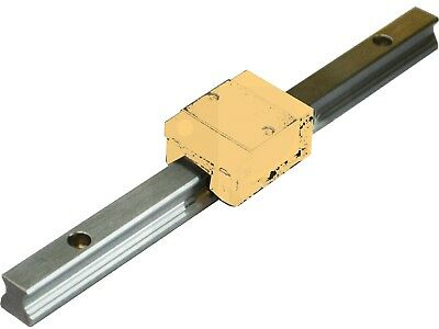 Linear Guide - Recirculating Ball Bearing - hrc45-n (Only Track) -