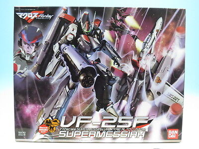 [FROM JAPAN]Macross Frontier VF-25F Super Messiah Valkyrie Alto Custom Plast...