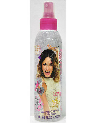 Colonia corporal Violetta spray 200 ml