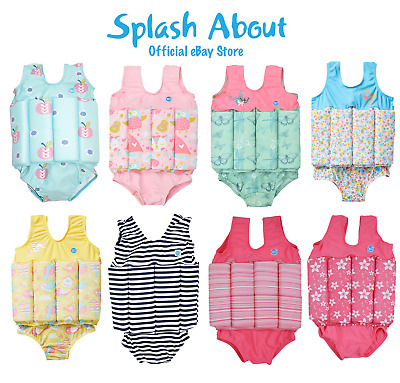 Splash About Children's Floatsuit Adjustable buoyancy swimming aid