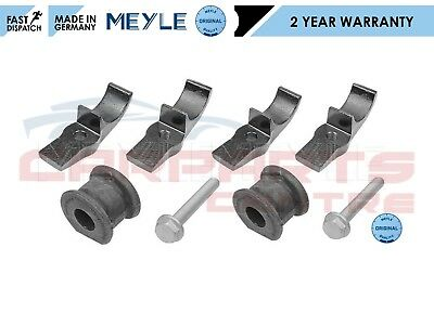 For Mercedes Ml W163 Front Antiroll Bar Outer Bushes Bracket Clips Torsion Sway