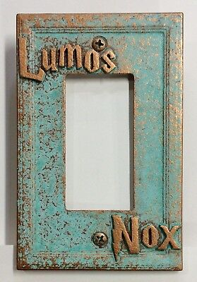 Lumos/Nox (Harry Potter) Rocker Switch/Outlet Cover