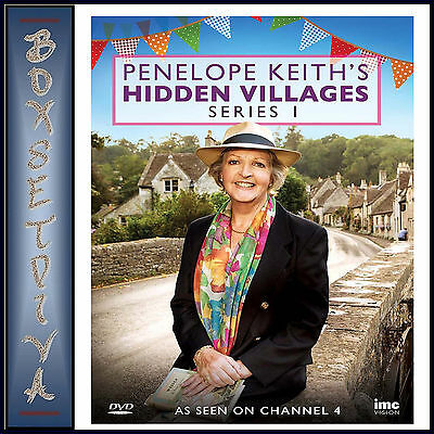 Penelope Keiths Hidden Villages - Complete Series 1  *brand New ***