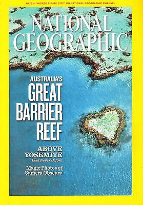 National Géographic(EN) VOL.219 NO.5 May 2011 Great Barrier Reef,...