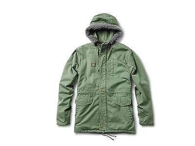 fourstar Gonz Parka Jacket Medium