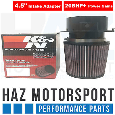 "Mercedes A45 CLA45 GLA45 AMG M133 Air Filter Kit Upgrade Intake System 4.5"" K&N"