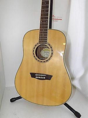 Washburn WD30S Acoustic Guitar w/solid top MSRP $ 359.00