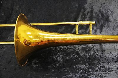 1949 King Liberty 2B trombone with original case | H.N. White - Cleveland Ohio