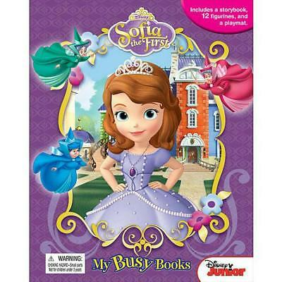 Disney Jr. Sofia the First - My Busy Book