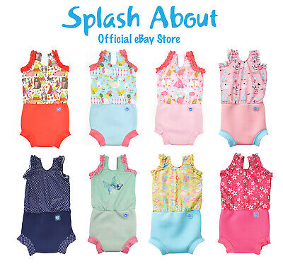 Splash About Happy Nappy Costume Reusable Neoprene costume Happy Nappy included