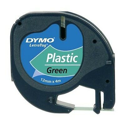 DYMO 12mm LetraTAG Plastic tape NUOVO