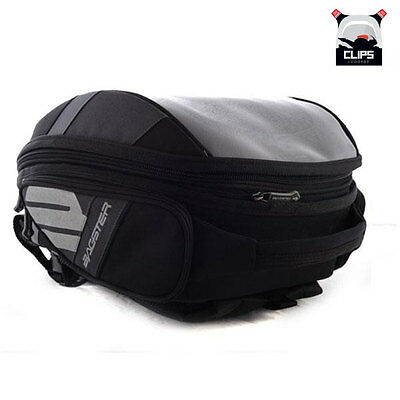 Bagster Stunt Expandable Luggage Motorcycle Motorbike Touring Tank Bag