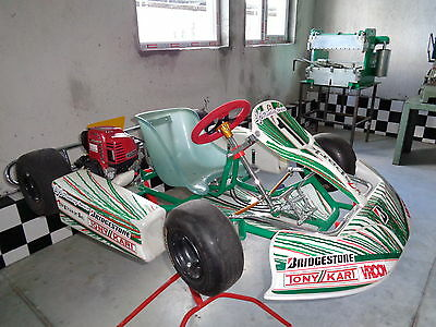 Tony Kart Micro (baby) RENNKART Chassis TOP QUALITAT