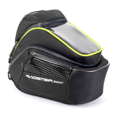 Bagster Matrix 6 Litre Universal Motorcycle Motorbike Luggage Tank Bag
