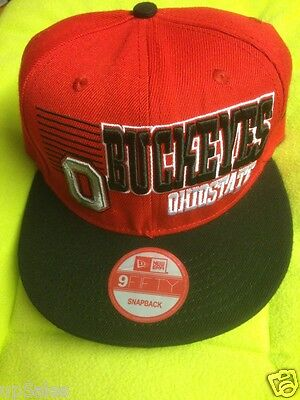 BUCKEYES OHIOSTATE snap back cap hat Brisbane One size fits all Quick post  KK16
