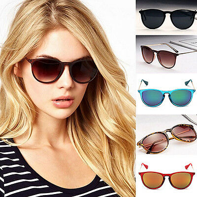 WOMEN MEN RETRO AWESOME FRAME ROUND Nobby GLASSES SUNGLASSES