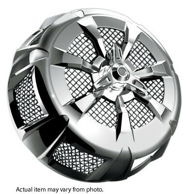 Kuryakyn - 9439 - Alley Cat Air Cleaner Cover (Chrome)