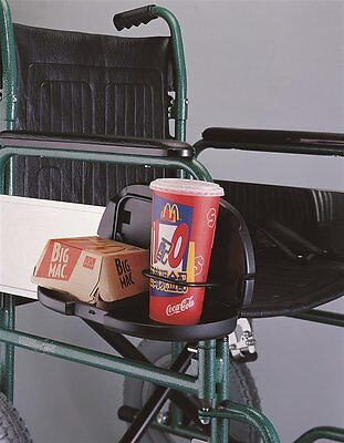 Wheelchair Double Cup Holder / Drinks Holder