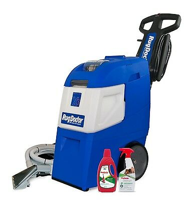 Professional Carpet Cleaner Steam Cleaning Machine Office Home Hotel Stairs Pro