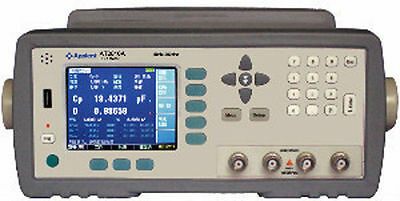 Applent AT2816B TFT LCR Meter RS232C/ExHander 50Hz-200K Hz 33 Point L C R Z D Q