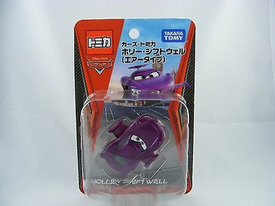 Disney Pixar Cars Holley Shiftwell (Air Type), Takara Tomy Tomica