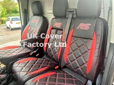 Ford Transit Custom Limited Trend Sport Van Seat Cover Made 2 Measure In Stock!
