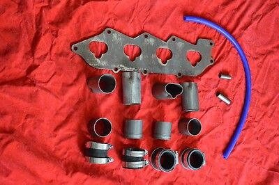 ZETEC KITCAR INLET MANIFOLD KIT SUIT LOCOST  SEVEN TYPE CARS FOR 41-45mm CARBS