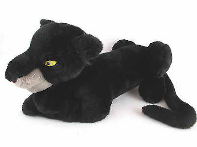 "Disney The Jungle Book Bagheera Panther Plush 33"" Long"