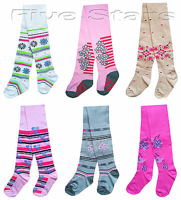 Baby Girl Tights Toddler Kid Knit Leg Warmers 0-12-24 months 1-2-3-4-5 years