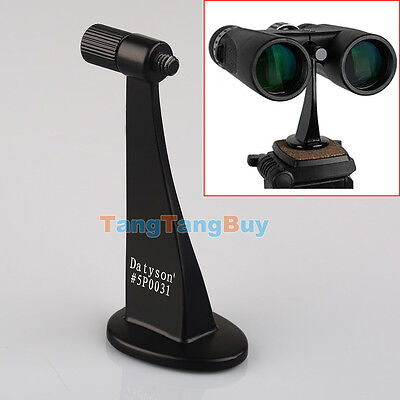 Univesal Adapter Mount Tripod Bracket for Binocular Telescope