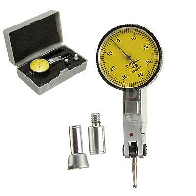 "Dial Test Indicator Outer measuring Precision Metric with Dovetail Rails 8"" 32"""
