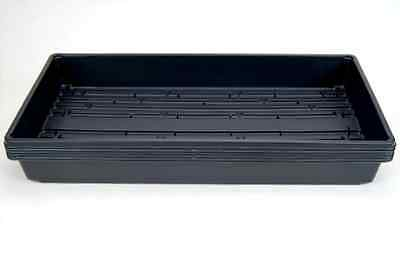 Planting Growing Trays Sprouting Seed Starter Drain Holes Garden Grow Microgreen