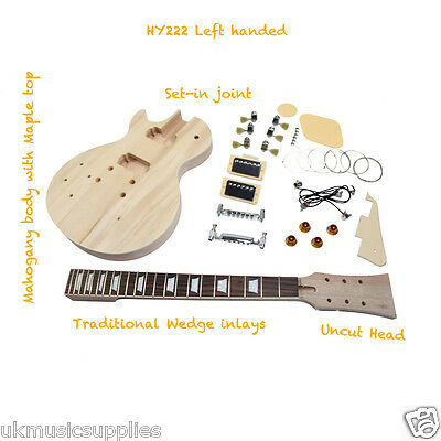 BIG A1choice of D.I.Y Guitar Kits Unfinished Project Electric Guitar Kits