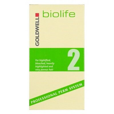 Goldwell Biolife Professional Perm System No.2