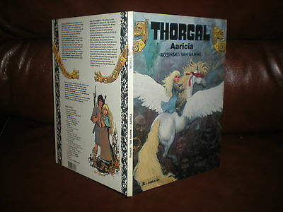 Thorgal N°14 Aaricia - Edition Originale Mai 1989