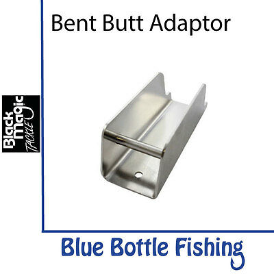 NEW Black Magic Bent Butt Adaptor from Blue Bottle Fishing