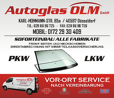 OPEL COMBO ab Bj. 01 FRONTSCHEIBE INKL. MONTAGE!!!!!!