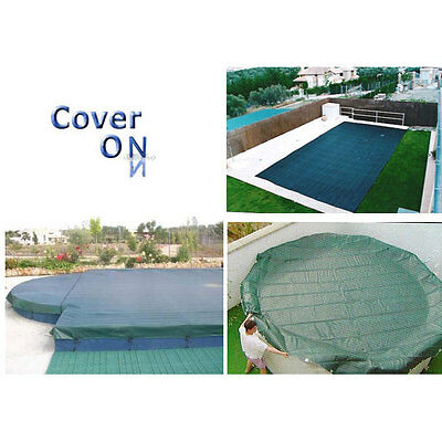 Lona para piscina Cover On 4,00 m. diametro Fabricado en España
