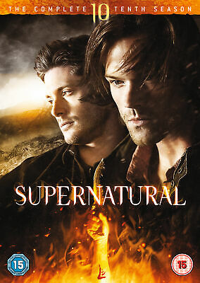 Supernatural - Season 10 [2016] (DVD)