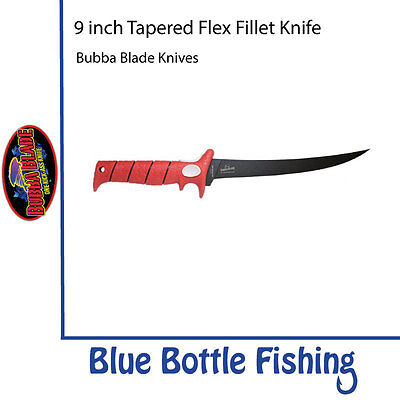 Bubba Blade - 9 inch Tapered Blade Flex Fillet Knife