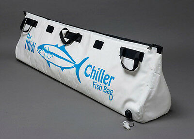 NEW The Midi Chiller Fish Bag from Blue Bottle Fishing