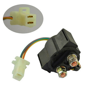 Starter Solenoid Relay Ignition Key Switch For For Yamaha VIRAGO 535 XV535 87-00