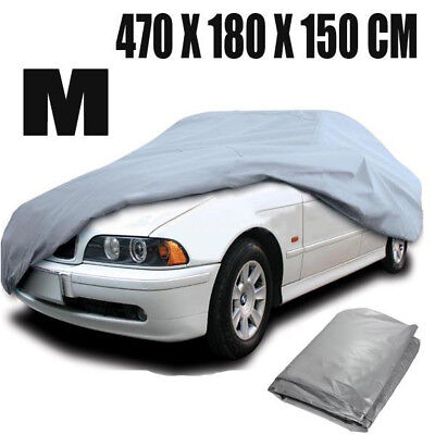 Medium M Full Car Auto Cover UV Protection Waterproof Outdoor Indoor Breathable
