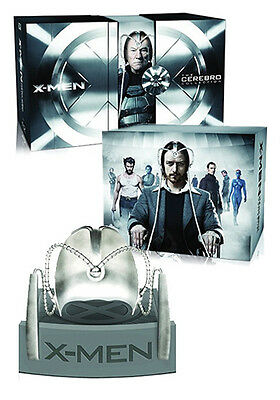 X-Men Collection (7 Films) & Replica Helmet NEW Blu-Ray 8-Disc Set H. Jackman
